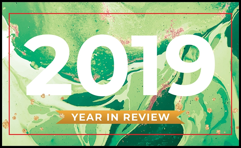 2019 Year in Review Banner